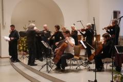Das Streicher-Ensemble St. Elisabeth