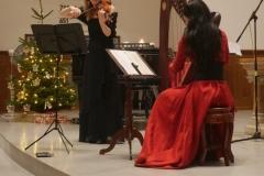Francesca Schenk und Ariana Fay