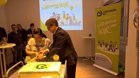 Prinzenempfang 2019 Lebenshilfe Bonn